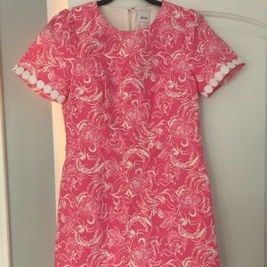 NEW! Lilly Pulitzer x Goop shift dress